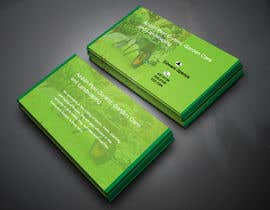 Nro 18 kilpailuun Amblin Pest Control Business Cards käyttäjältä jannatul1646