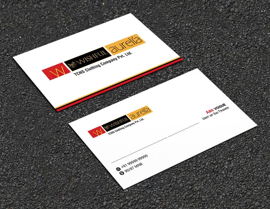Proposition n°6 du concours Design some Stationery