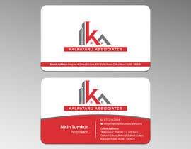 Nro 150 kilpailuun Design visiting card käyttäjältä imtiazmahmud80