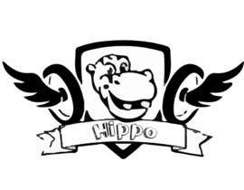 #1 for Design of Hippo Logo by Smile23b