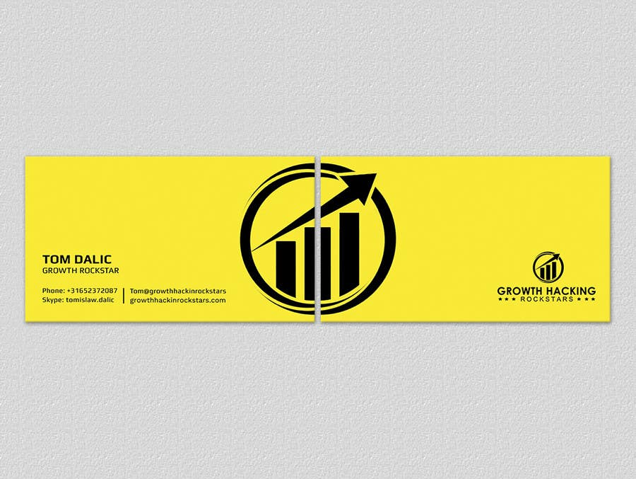 Bài tham dự cuộc thi #                                        20                                      cho                                         Design a business card