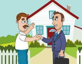 #12 for Web Cartoon - Real Estate Company by shipahn