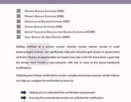 Nro 2 kilpailuun Law Firm Handout käyttäjältä mysteriousbd