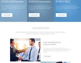 #14 for Redesign a old website for a service company by saidesigner87