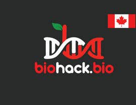 #78 for Biohack.Bio Logo by Jhrokon