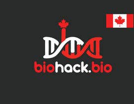 #79 for Biohack.Bio Logo by Jhrokon