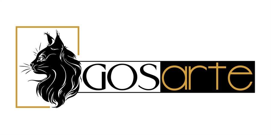 Kilpailutyö #                                        53                                      kilpailussa                                         Logo para GOSarte(www.octaviosegura.com)