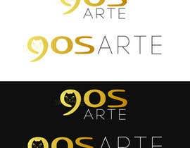 Nro 47 kilpailuun Logo para GOSarte(www.octaviosegura.com) käyttäjältä rosselynmago