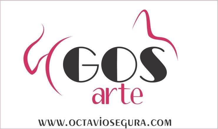 Kilpailutyö #                                        52                                      kilpailussa                                         Logo para GOSarte(www.octaviosegura.com)