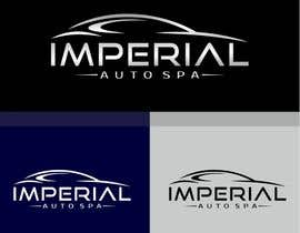 nº 16 pour Upscale auto detailing is looking for a bold and elegant logo par youtheot