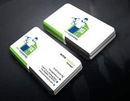 #50 for Design some Business Cards for a cleaning company by aashiq94