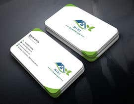 nº 66 pour Design some Business Cards for a cleaning company par kamrul330