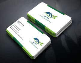 nº 68 pour Design some Business Cards for a cleaning company par kamrul330
