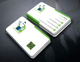 nº 74 pour Design some Business Cards for a cleaning company par NahianNahid