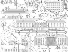 #17 for Coloring page of Oslo by vitlitstudio