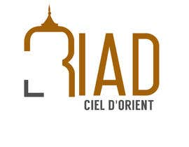 #9 for Creer un Logo pour un Riad by hamt85