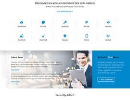 nº 27 pour Design Website Mockup par KsWebPro