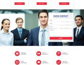 #9 for Design Website Mockup by saidesigner87
