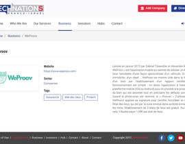 #19 for Design Website Mockup by shakilaiub10
