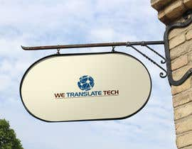 #38 for Logo for a technical translations company by habibarch14