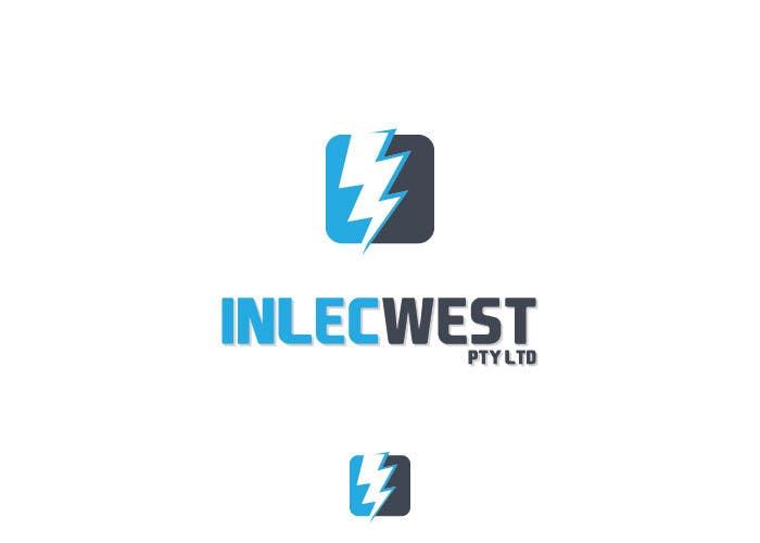 Penyertaan Peraduan #                                        257                                      untuk                                         Logo Design for INLEC WEST PTY LTD