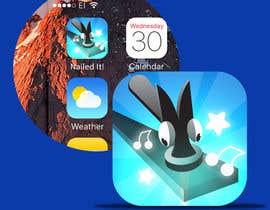 nº 53 pour Nailed It! - Design iOS game icon par ivilvend