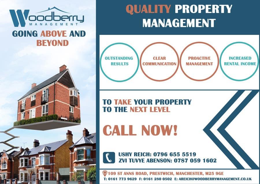 Proposition n°11 du concours new property management advert