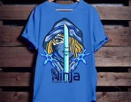 Nro 17 kilpailuun Design a T-Shirt käyttäjältä BonaFideGPX
