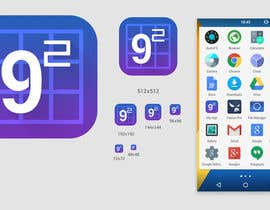 nº 18 pour Android App Icon par nihalhassan93