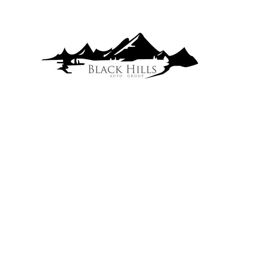 Proposition n°51 du concours Logo design for Black Hills Auto Group