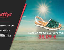 nº 3 pour Need a stunning Facebook ads creative for selling our women sandals par zonicdesign