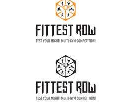Nro 79 kilpailuun Fitness Contest logo käyttäjältä bd600102