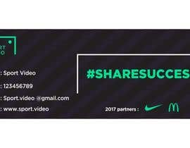 #135 for Design an email signature for sport company by Amalbasti