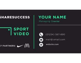 nº 142 pour Design an email signature for sport company par trandaidung