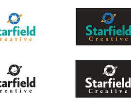 nº 57 pour Design a Logo for Starfield Creative par menasobhy88