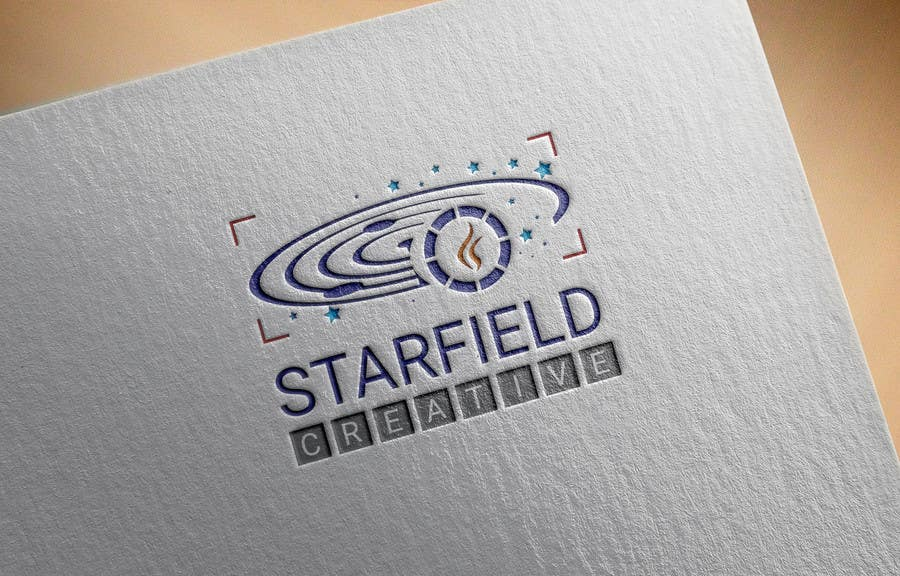 Proposition n°37 du concours Design a Logo for Starfield Creative