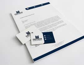 Nro 40 kilpailuun Redesign Logo, Create a Business card and Letter Head. käyttäjältä MatejaSch