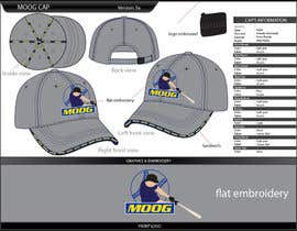 #149 for Design a Baseball Cap by faizshrff