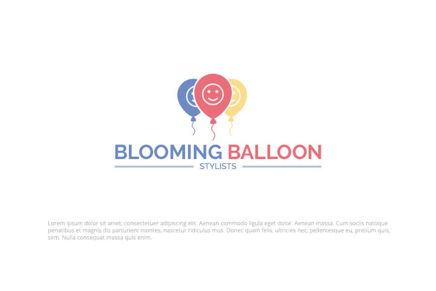 Proposition n°8 du concours Logo designed for Balloon Business