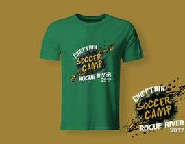 #62 for Soccer Camp T-Shirt by Mustafawadiwala