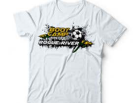 #59 for Soccer Camp T-Shirt by DAISYMURGA