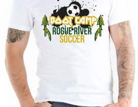#50 for Soccer Camp T-Shirt by Rezaulkarimh
