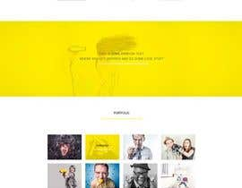 nº 30 pour Design a Website Template par tuhin00135