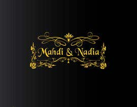 #21 for Design a Logo for a Wedding by Mostaq20
