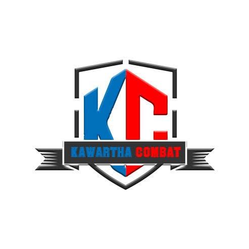 Proposition n°2 du concours Kawartha Combat - New Logo Design for Martial Arts gym