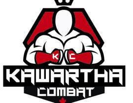 nº 6 pour Kawartha Combat - New Logo Design for Martial Arts gym par krismhond