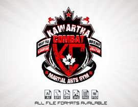 #25 for Kawartha Combat - New Logo Design for Martial Arts gym by Javierrosari