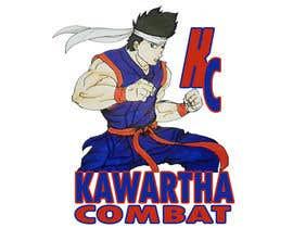 nº 30 pour Kawartha Combat - New Logo Design for Martial Arts gym par ahmedsleema