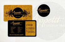 Print Contest Entry #65 for Business Card Design for Appétit Function Hire