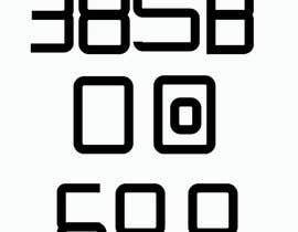 Nro 5 kilpailuun Be a part of History!  Design a font style for visually impared. käyttäjältä alindosarker